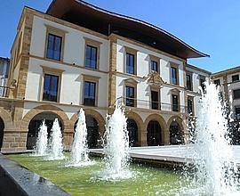 Edificio Consistorial Amorebieta