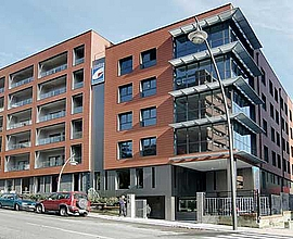 Residencia Tercera Edad en Bilbao